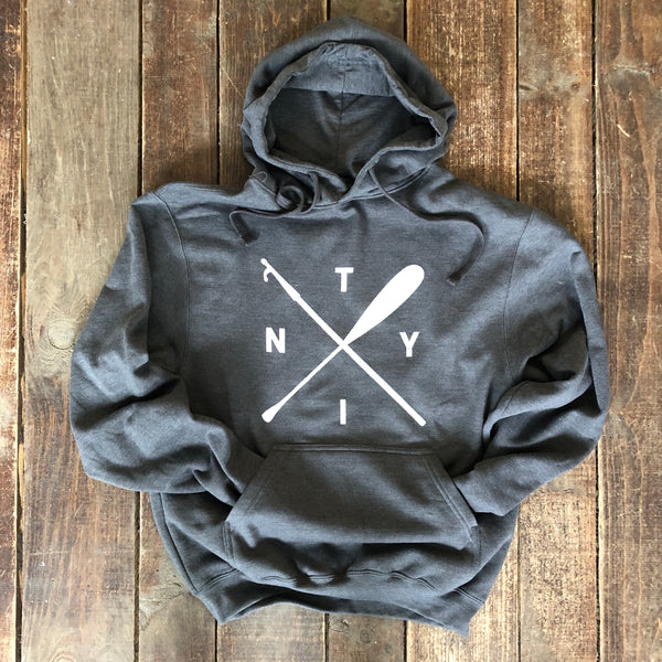 Boat Hook and Paddle Hoodie