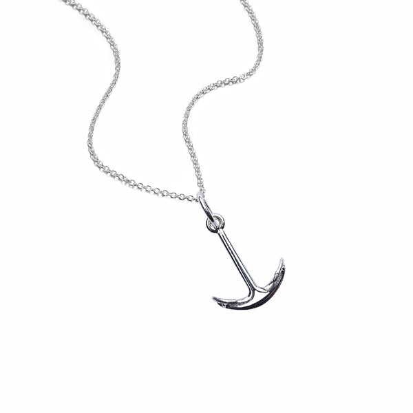Medium Anchor Necklace