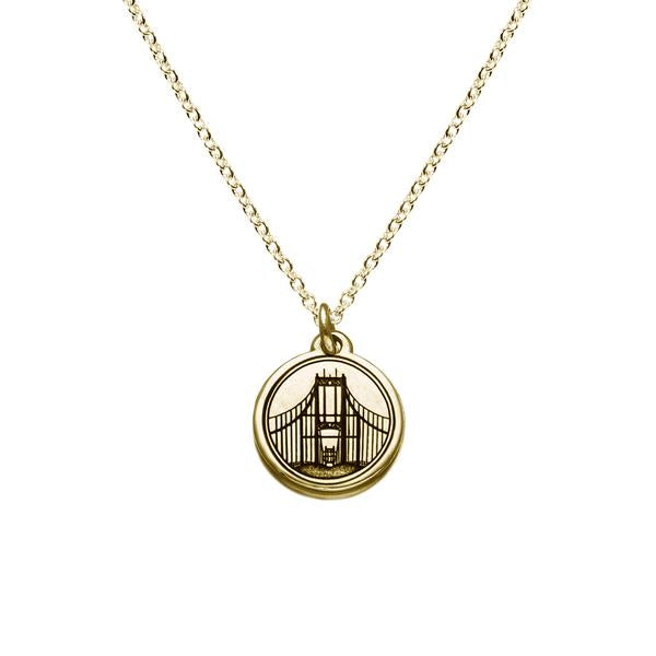 T. I. Bridge Necklace