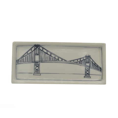 Thousand Islands Bridge Dish