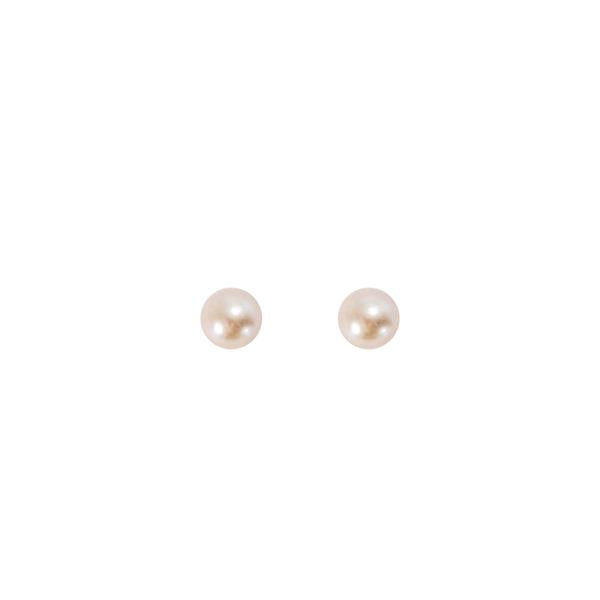 Pearl Stud Earrings (Small)