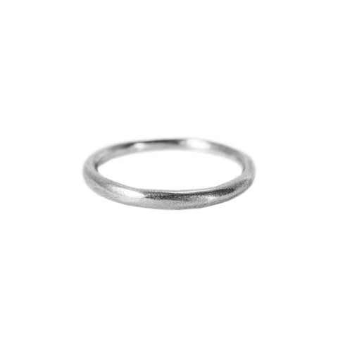 Pod Ring in Sterling Silver