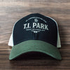 T. I. Park Mesh Back Trucker Hat