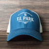 T. I. Park Mesh Back Trucker Hat (Various Colors)