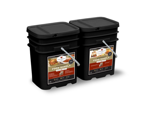 Wise Foods - Black Label - 240 Serving Entrées