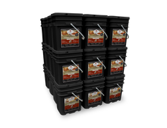 Emergency food, long-term food storage, survival food, entrees