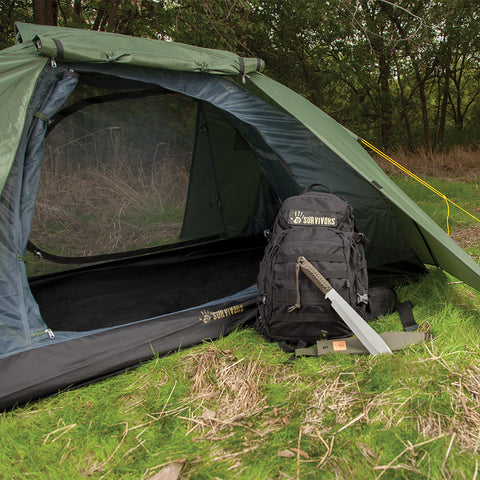 12 Survivors - Shire 2-Person Tent