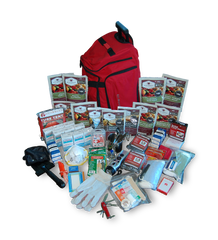 Survival Kit, Food and Water kit, Emergency Kit, Bug Out Bag, Grab and Go