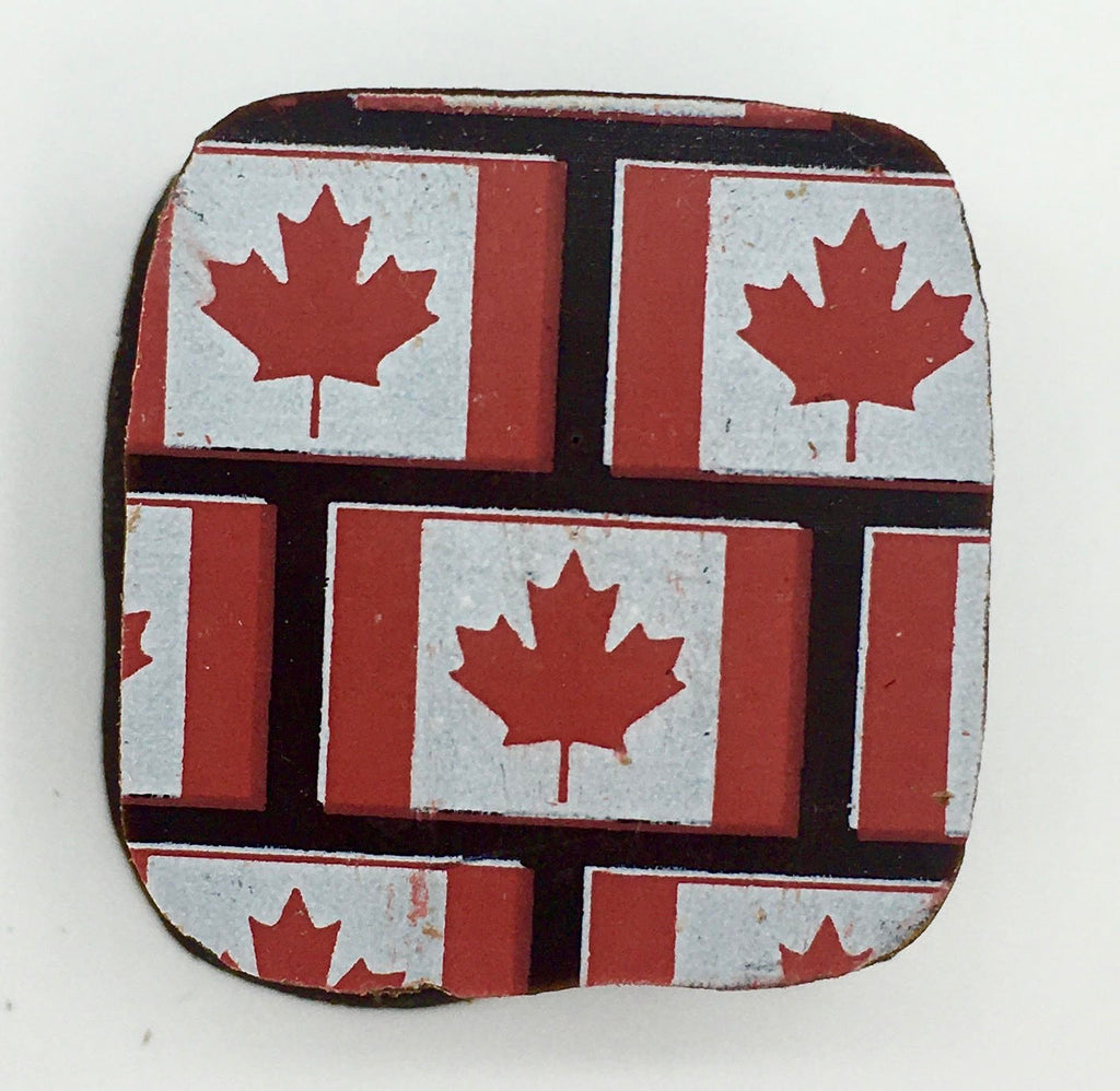 O CANADA - crunchy hazelnut, dark chocolate -