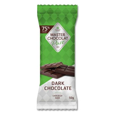 bar - solid 75% dark 50g -