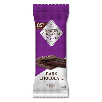 bar - solid 85% dark 50g -