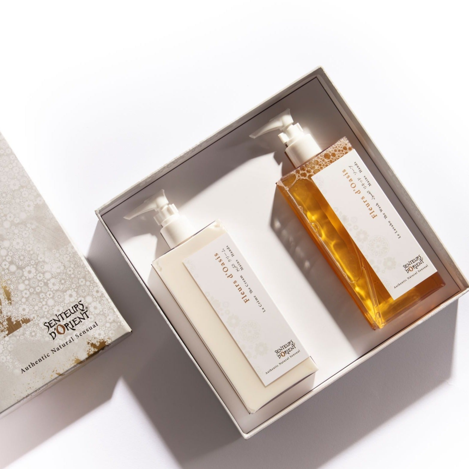 NEW! Sensual Hands Gift Set