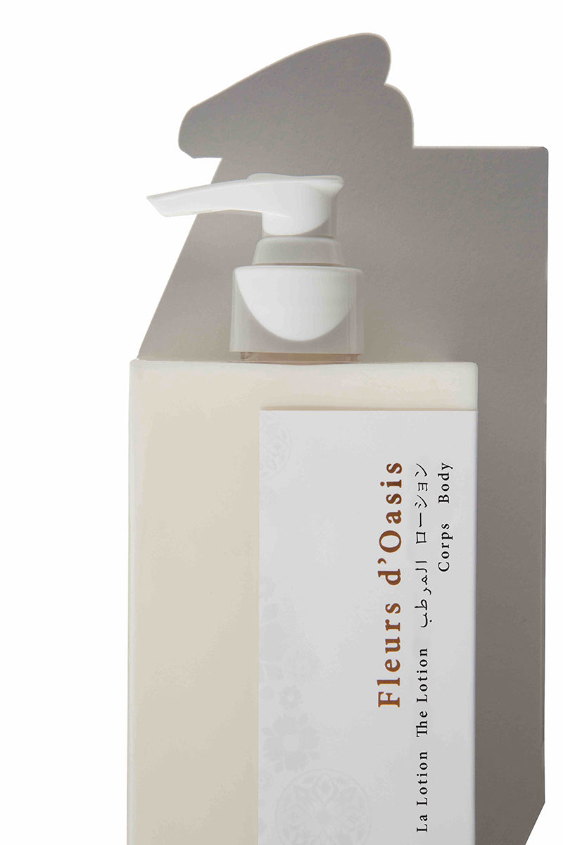 Fleurs d'Oasis The Lotion - Body