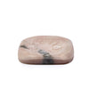 Pink Marble Plate with Rose of Damascus Ma'amoul Soap
