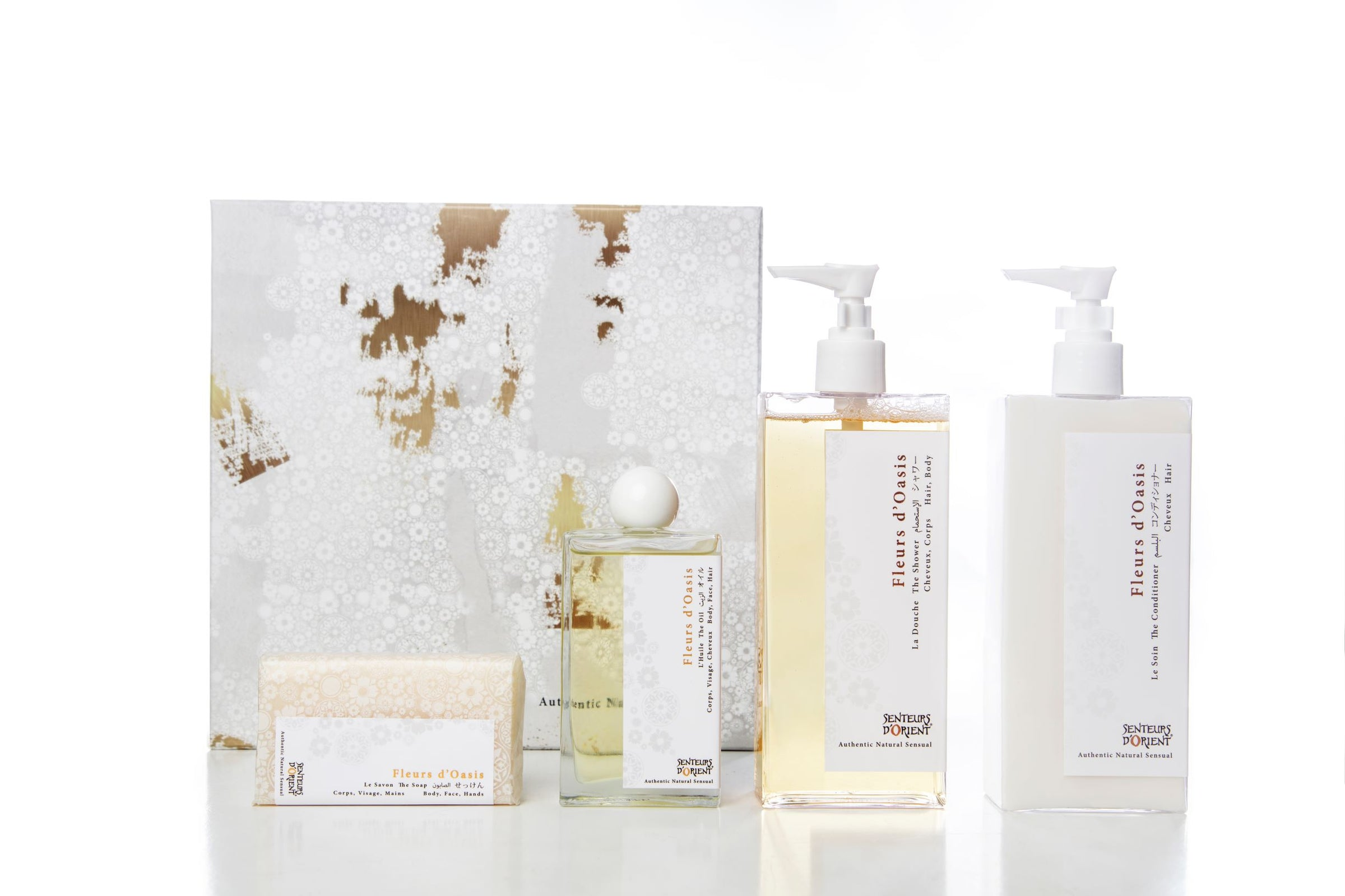 NEW! Hair & Body Indulgent Gift Set