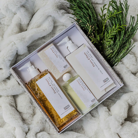Hair & Body Indulgent Gift Set