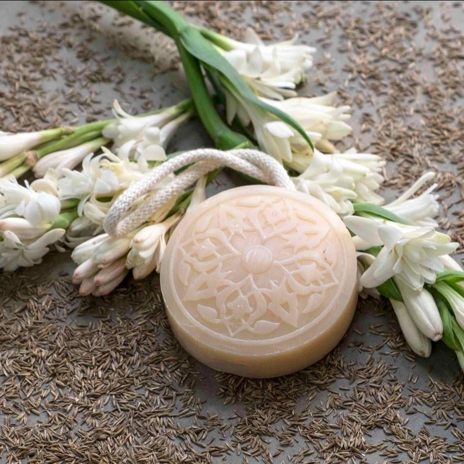 Tuberose Enticing Body Soap