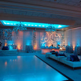 LED Uplight Effect Function Venue