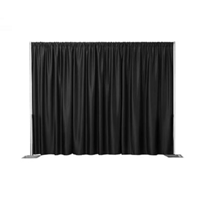 Velvet Curtain (Black)