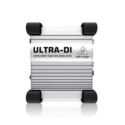 Behringer Ultra DI Box Top