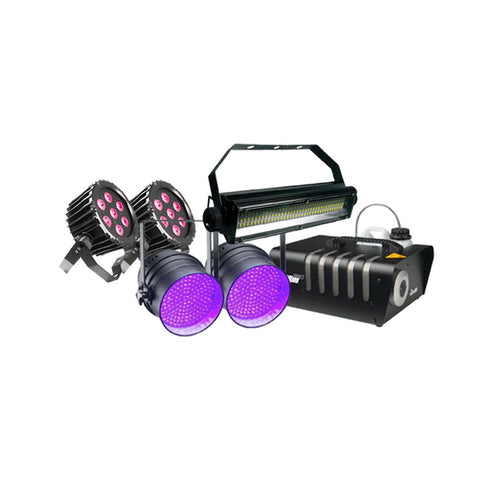 Halloween UV Lighting Pack