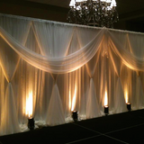 LED Uplight Effect Wedding Venue Room 3