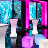 LED Cocktail Table Effect 3