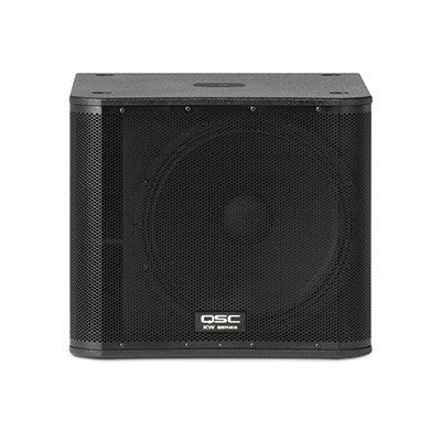 QSC KW-181 Powered Subwoofer Front