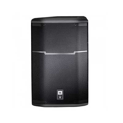Single JBL PRX615 Powered Speaker Front