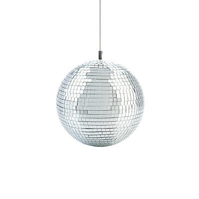 "Mirror Ball 12"" / 20cm Front"