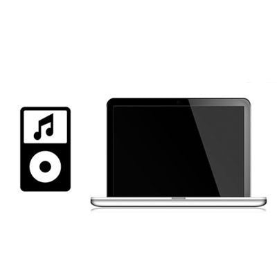 iPod Laptop Compatible System