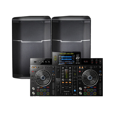 Party DJ Pack Front