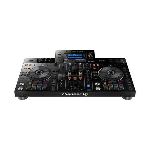 Pioneer XDJ-RX2 DJ System Front Angle