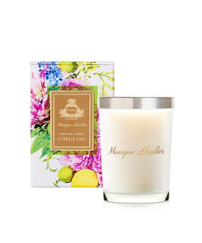 Scented Candle Monique Lhuillier Citrus Lily