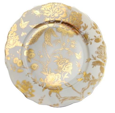 Jardin Secret Salad White/Gold
