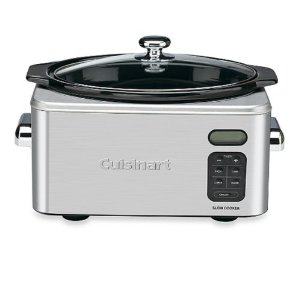 Programmable 6.5 Qt. Slow Cooker