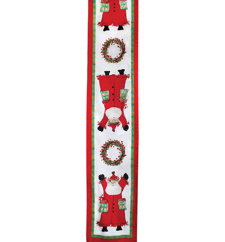 Old St. Nick Table Runner