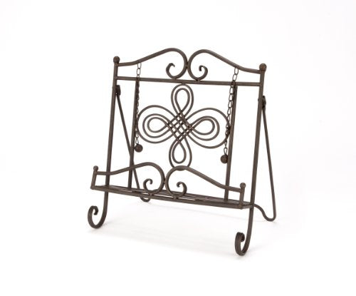 Swirl Cookbook Stand