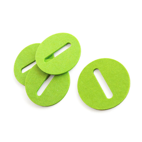 CUPA-Stay Coasters s/4 Green