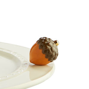 Nuts About Fall Acorn Mini Charm