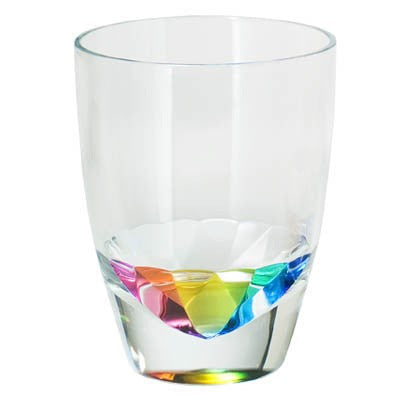 Rainbow Diamond Tumbler 16oz