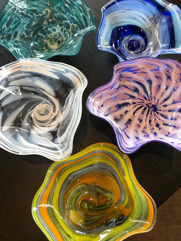 James Hayes Bowl Wavy Small