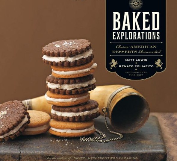Baked Explorations Cookbook