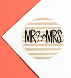 Mr & Mrs -Mini Attachment