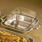 8x8 Antlers Pyrex Casserole