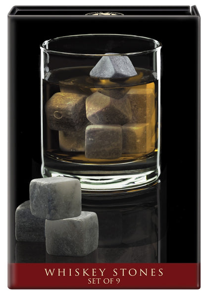 Whiskey Stones Set/9