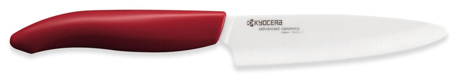 Utility Knife 4.5inch Blade Red