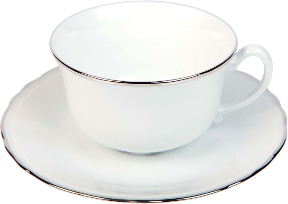 Colbert Filet Tea Saucer