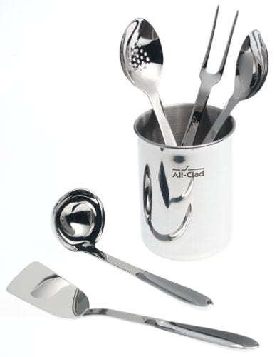 Stainless Kitchen Tool Set 6 Piece