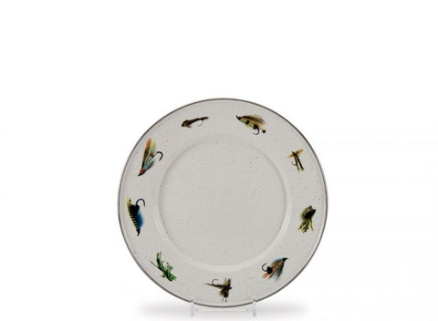 Fishing Fly Sandwich Plate